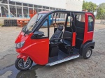 New passenger model electric tricycle for park and tourists use to Phil