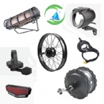 48V 1000W ebike conversion kit with battery UK