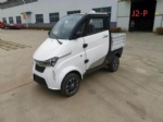 J2-P electric pickup with lithium battery fast charge system